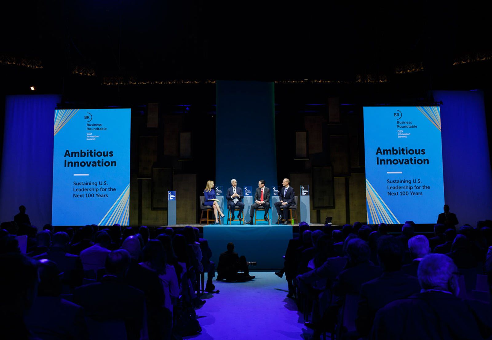 Image of CEO Innovation Summit hosted by BRT